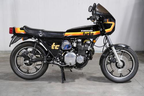 KAWASAKI KZ1000 TURBO Z1R 1978-1980