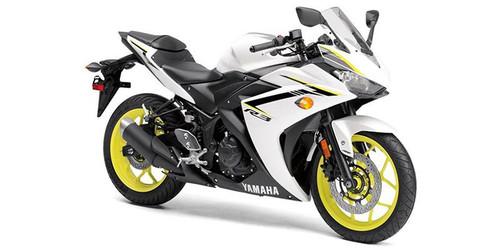 YAMAHA YZF-R3 2015-2019