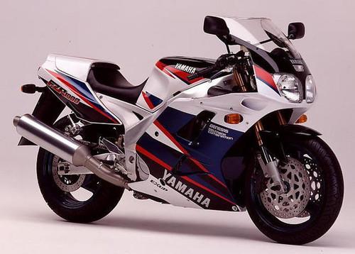YAMAHA FZR1000 FZR 1994-1995