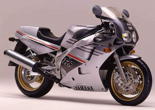 YAMAHA FZR1000 FZR EXUP 1989-1990