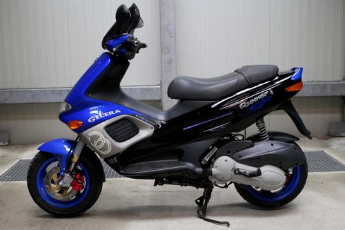 GILERA 125 FX RUNNER SP