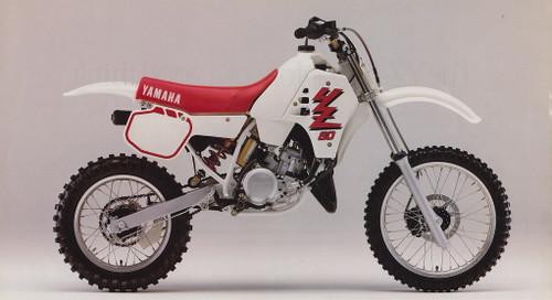 1989 YAMAHA YZ80