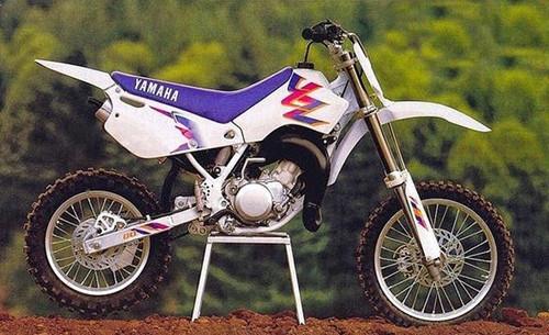 1993 YAMAHA YZ80