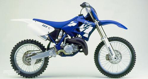 YAMAHA YZ125 YZ 1996-1997