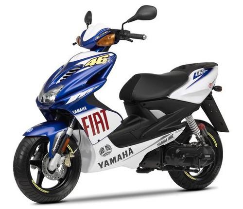 YAMAHA AEROX 100 2001-