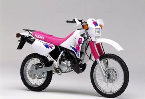 YAMAHA DT 125 LC 1984-87
