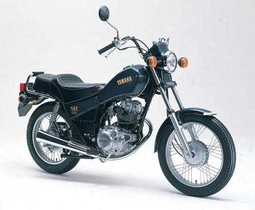 YAMAHA SR 125 1996-