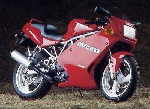 DUCATI 400SS 1993-1995