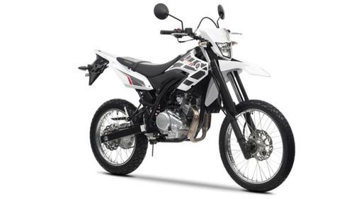 YAMAHA WR 125 R 2009-