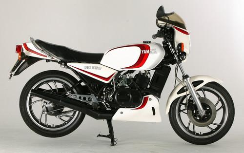 YAMAHA RD350LC RD350 1980-1982