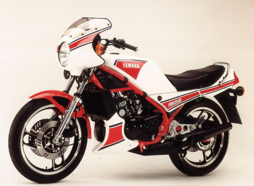 YAMAHA RZ350 KENNY RZ350 1983-1985
