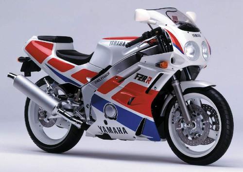 YAMAHA FZR 400R FZR400 1991-