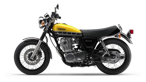 YAMAHA SR500 SR 1984-1990