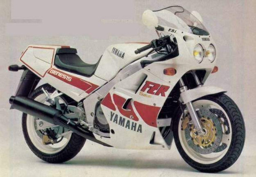 YAMAHA FZ750 FZ 1986-1988