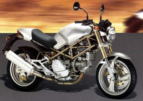 DUCATI 750 MONSTER 1996-1997