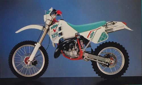 KTM EXC 125 1991-1995