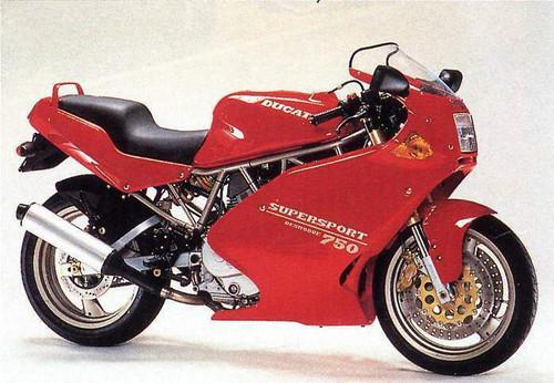 DUCATI 750 SS 1992-1997