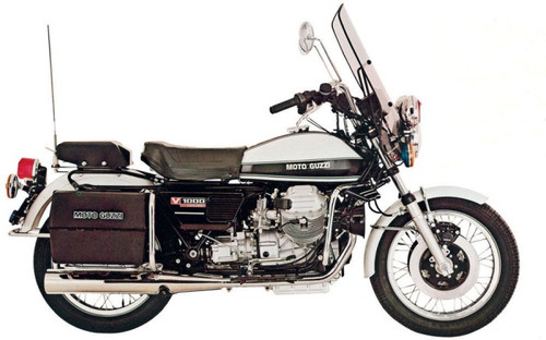 MOTO GUZZI 1000 CONVERT 1975-