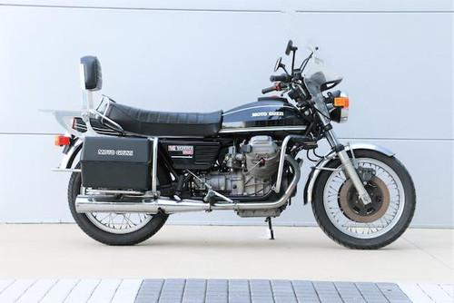 MOTO GUZZI 1000 G5 1978-1981