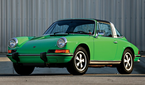 Porsche 2400 911 T 2.4 1972-1973