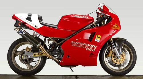DUCATI 888 STRADA 1991-1993