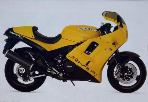 TRIUMPH 900 DAYTONA T300 1992
