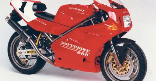 DUCATI 888 S.P.5 1993