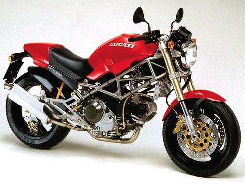 DUCATI 900 MONSTER 1993-1997
