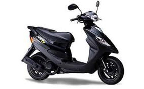 SYM 50 DD 2002-2007