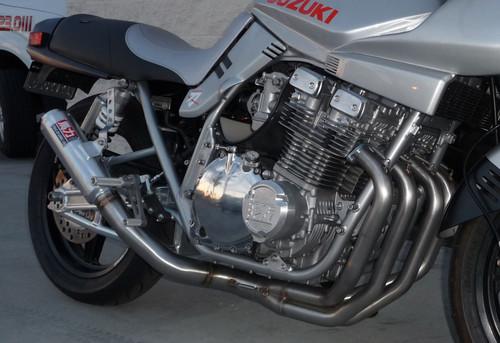SUZUKI RACE GS1100SV GSX1100 GS1150 GS1000 Katana stainless exhaust
