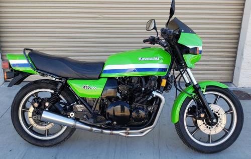 Kawasaki Kz1000 J Kerker Replica Race