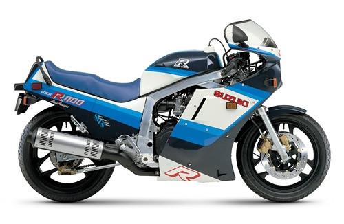 1986-87 Suzuki Gsxr1100