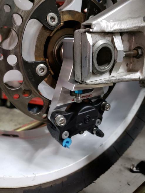 1996-99 Gsxr750 Tl1000s rear caliper mount