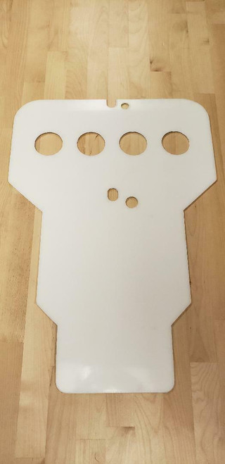 1969-78 Cb750k Heat shield