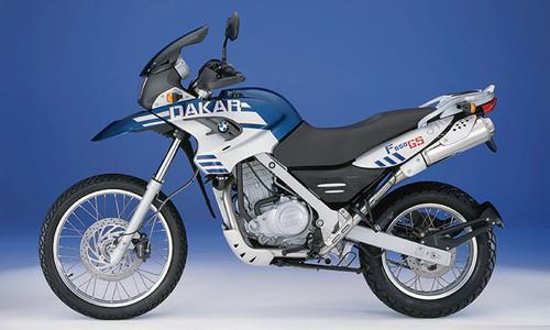 BMW GS650 DAKAR 2000-