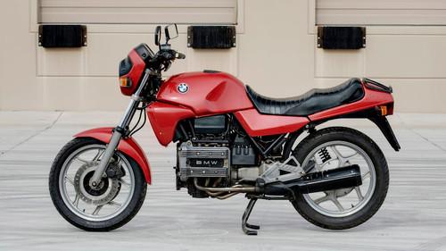 BMW K75 1988-1991