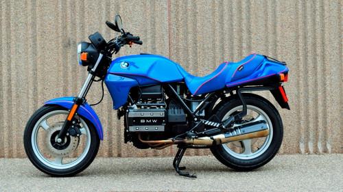BMW K75S 1986-1991