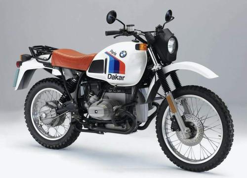 BMW GS R80 1980-1987