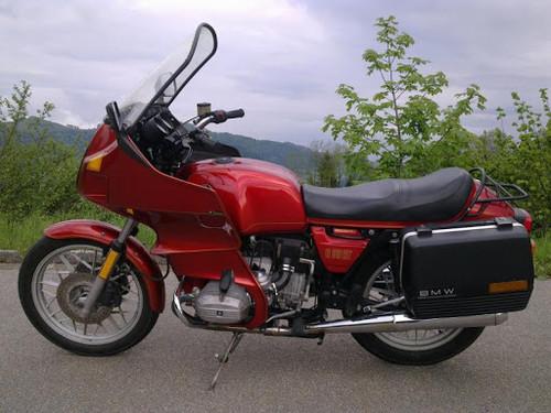 BMW R80 RT 1987