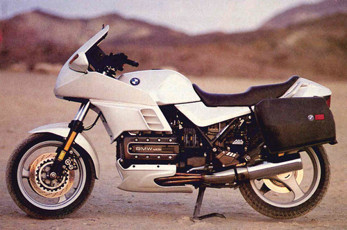 BMW K100 RS 1983-