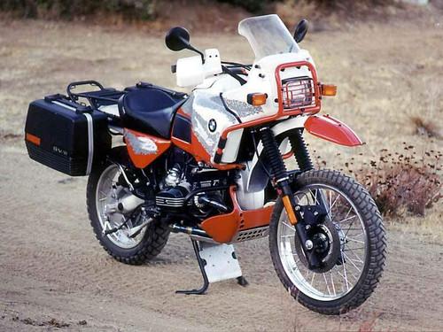 BMW K100 GS 1987-1990