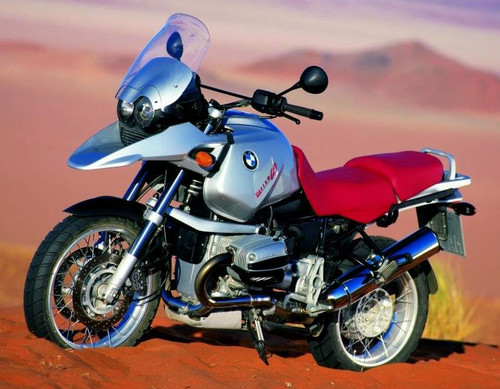 BMW R1150 GS ABS EVO 2002-2003