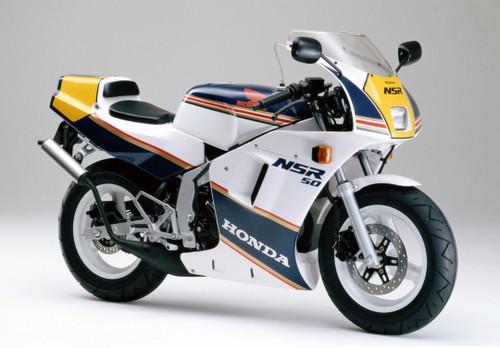 HONDA 50 NSR 1989-