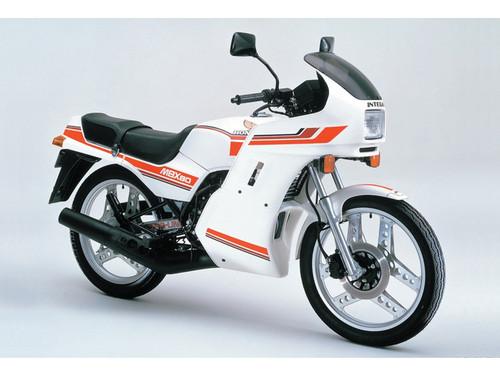 HONDA 80 MBX 1982-1990