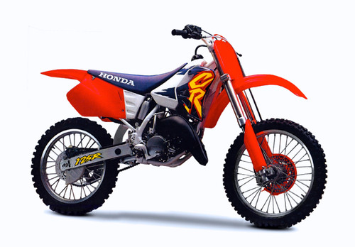 HONDA CR125R 1995-2003