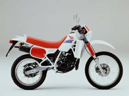 HONDA MTX 125 1985-1989