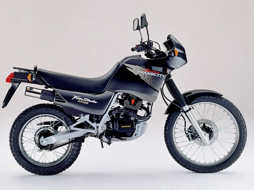 HONDA NX125 TRANSCITY 1997-1999