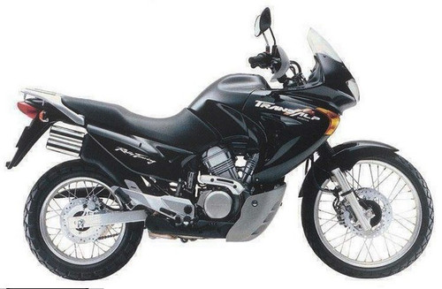 HONDA XLV 125 VARADERO 2001-