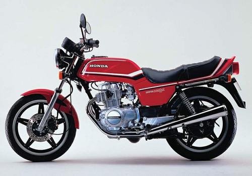 HONDA CB 250 N 1979-1982