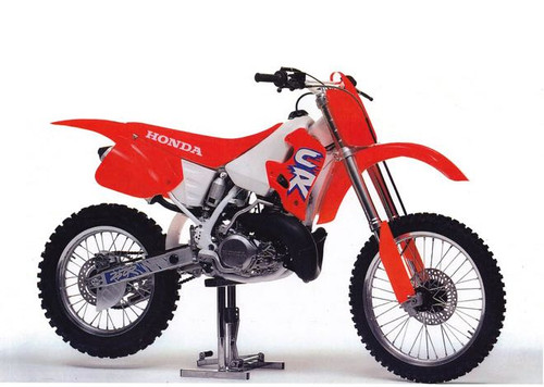 HONDA CR250R 1992-1994
